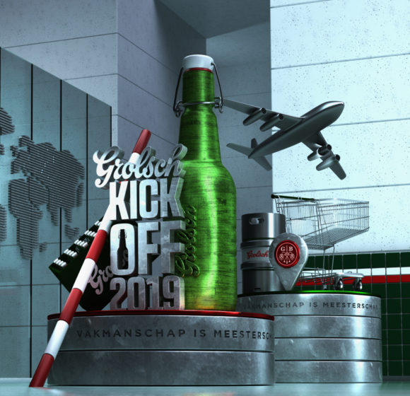 Grolsch Kick Off event