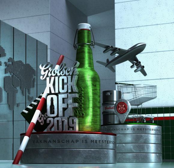 Grolsch Kick Off event