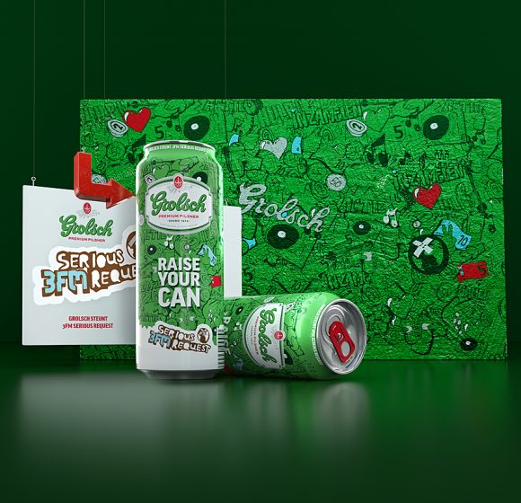 Grolsch Serious Request